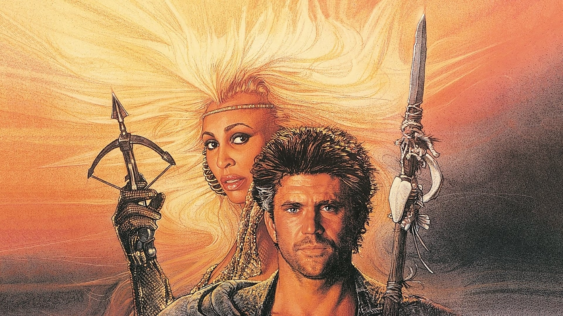 Mad Max Beyond Thunderdome (1985) –  Action, Adventure, Sci-Fi