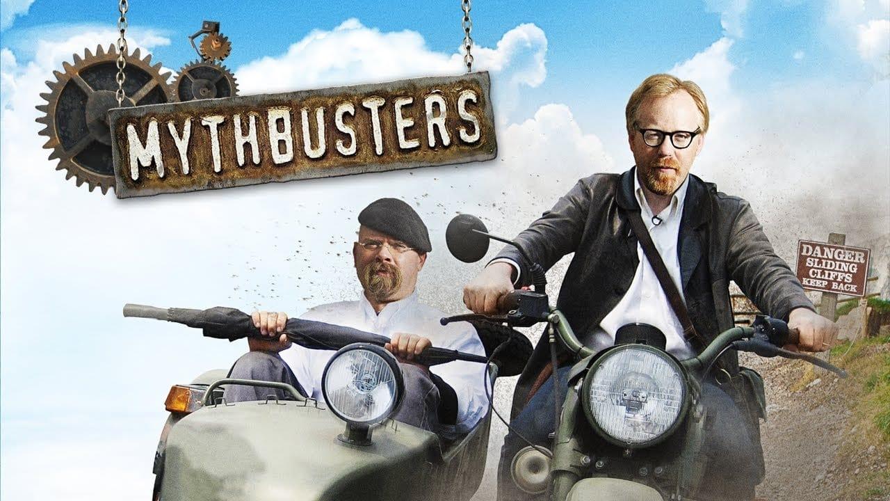 Mythbusters Stream Deutsch