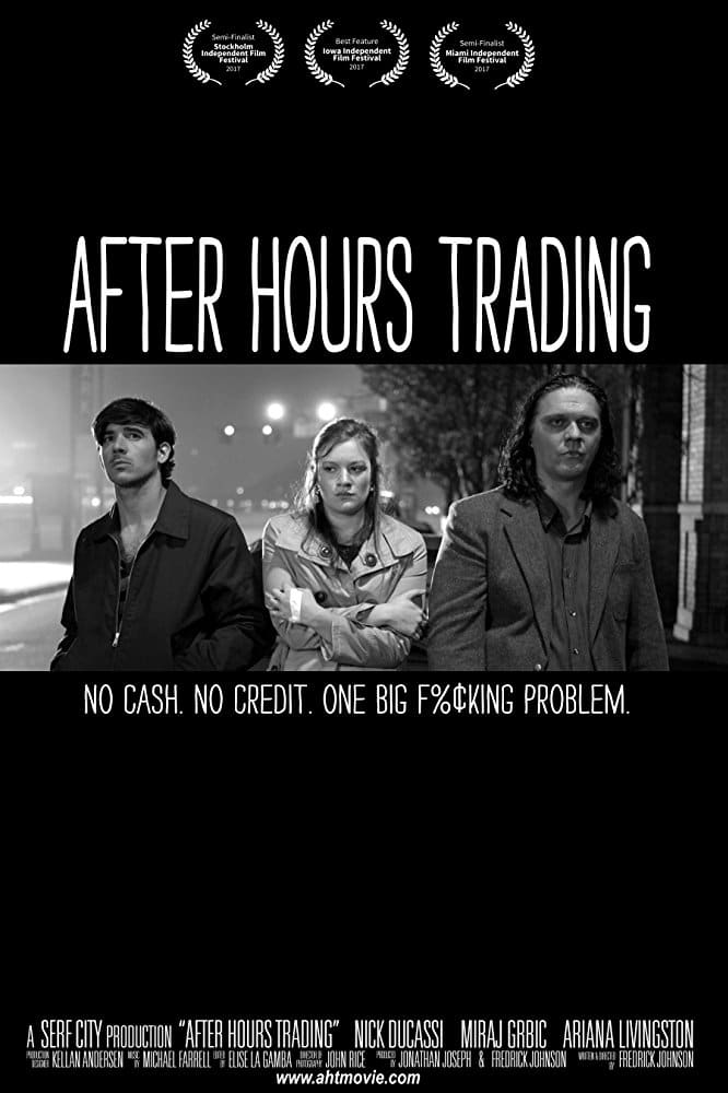 Ver After Hours Trading Online HD Español (2017)