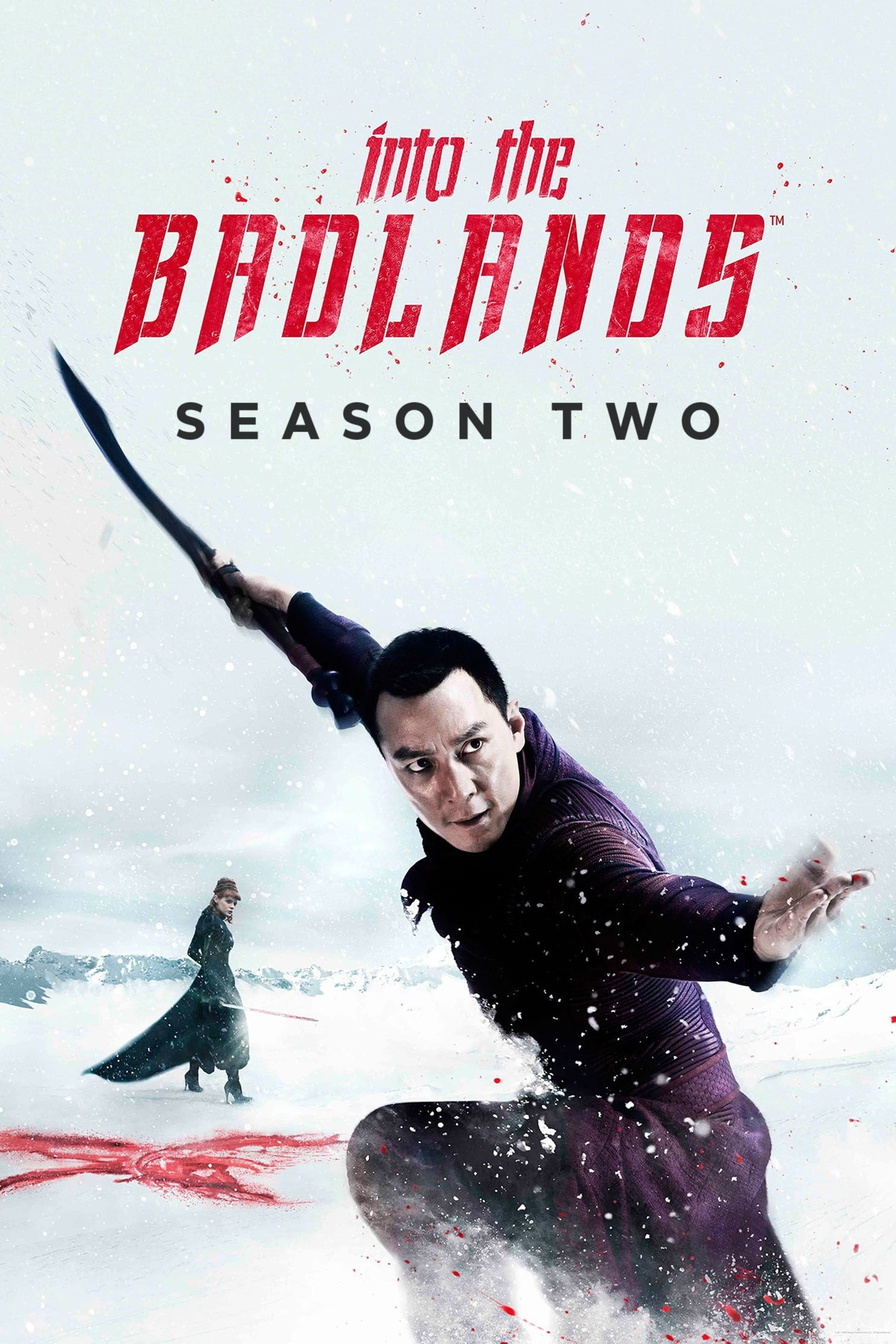 Into the Badlands Season 2 2015 (Complete)