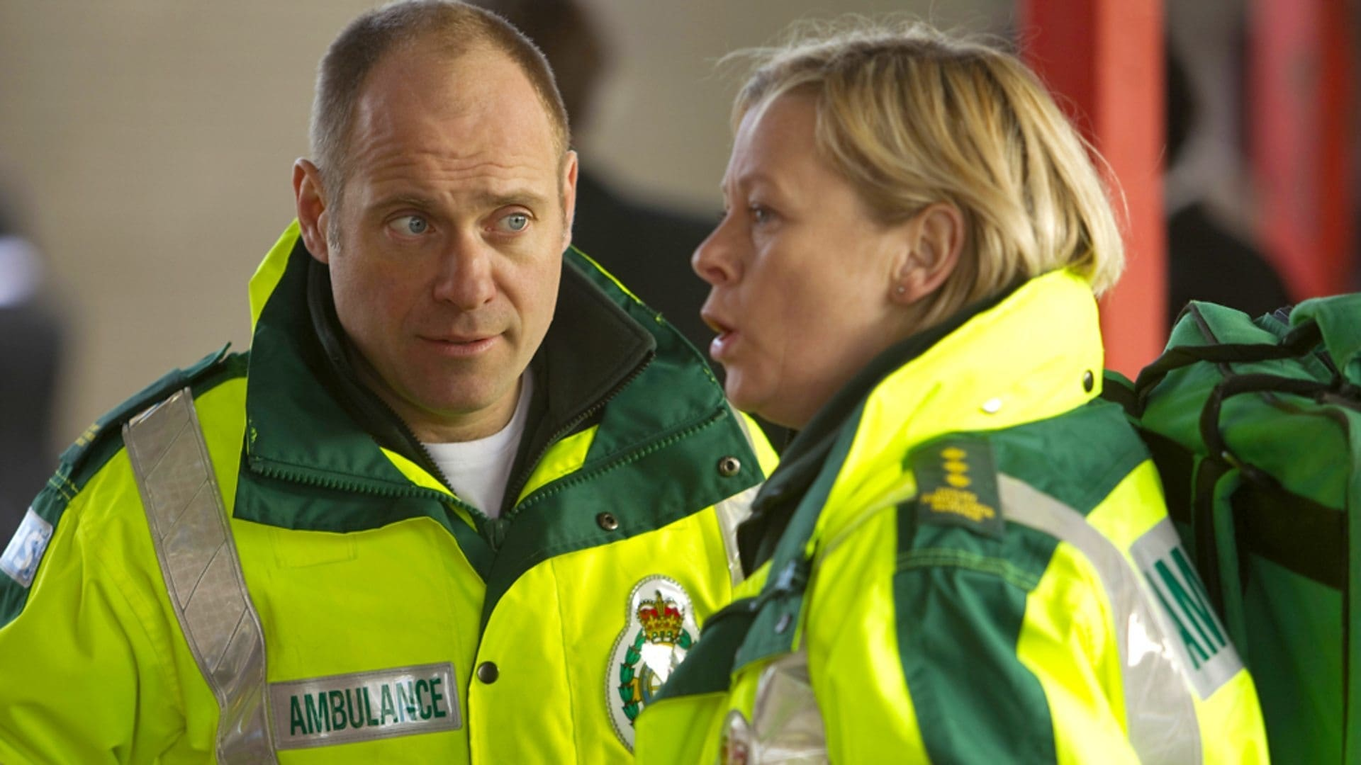 Casualty Season 26 :Episode 36  Teenage Dreams