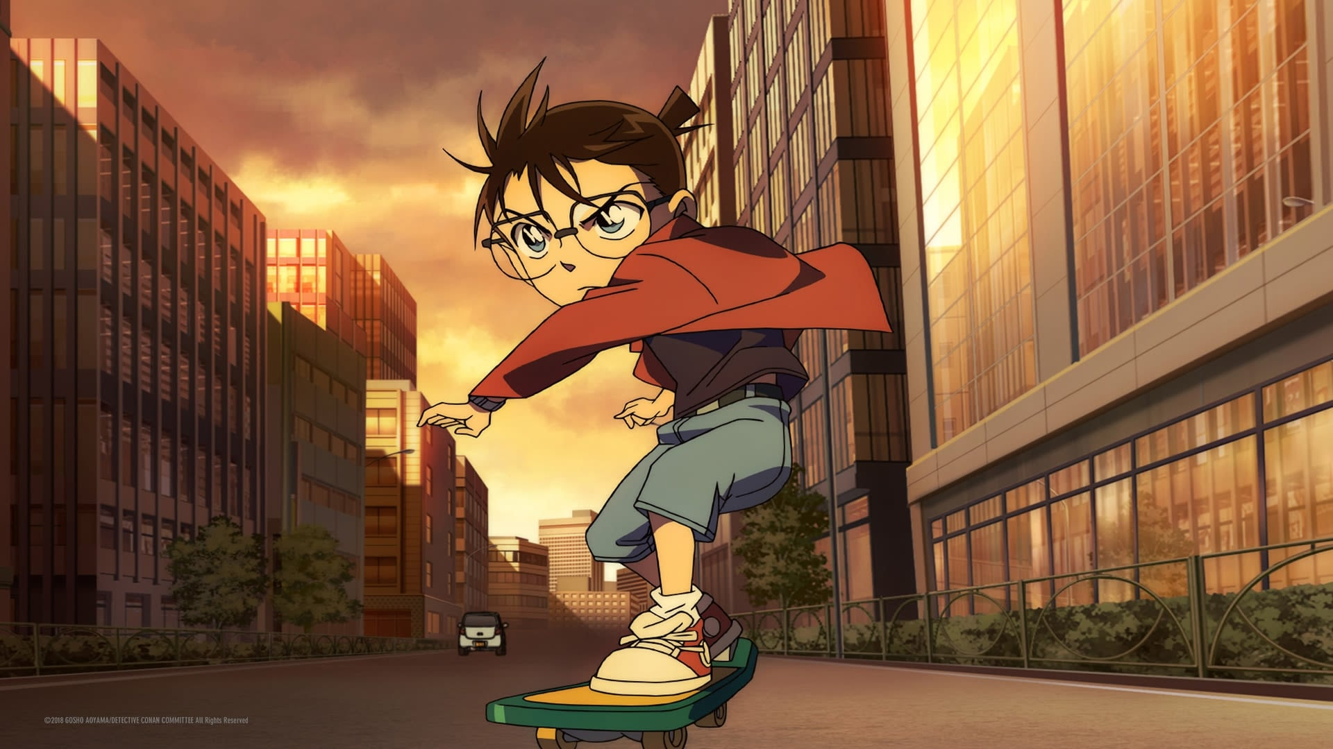 Detective Conan Zero The Enforcer Stream