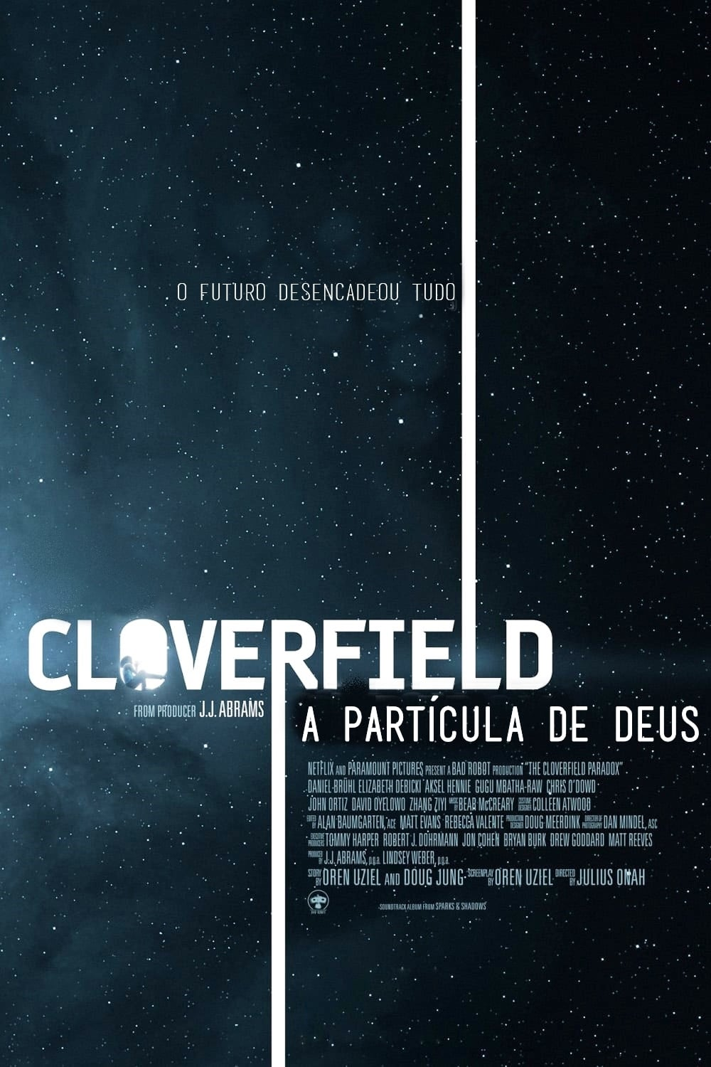 Cloverfield A Partícula de Deus Torrent (2018) Dual Áudio 5.1 Dublado WEB-DL 1080p Download