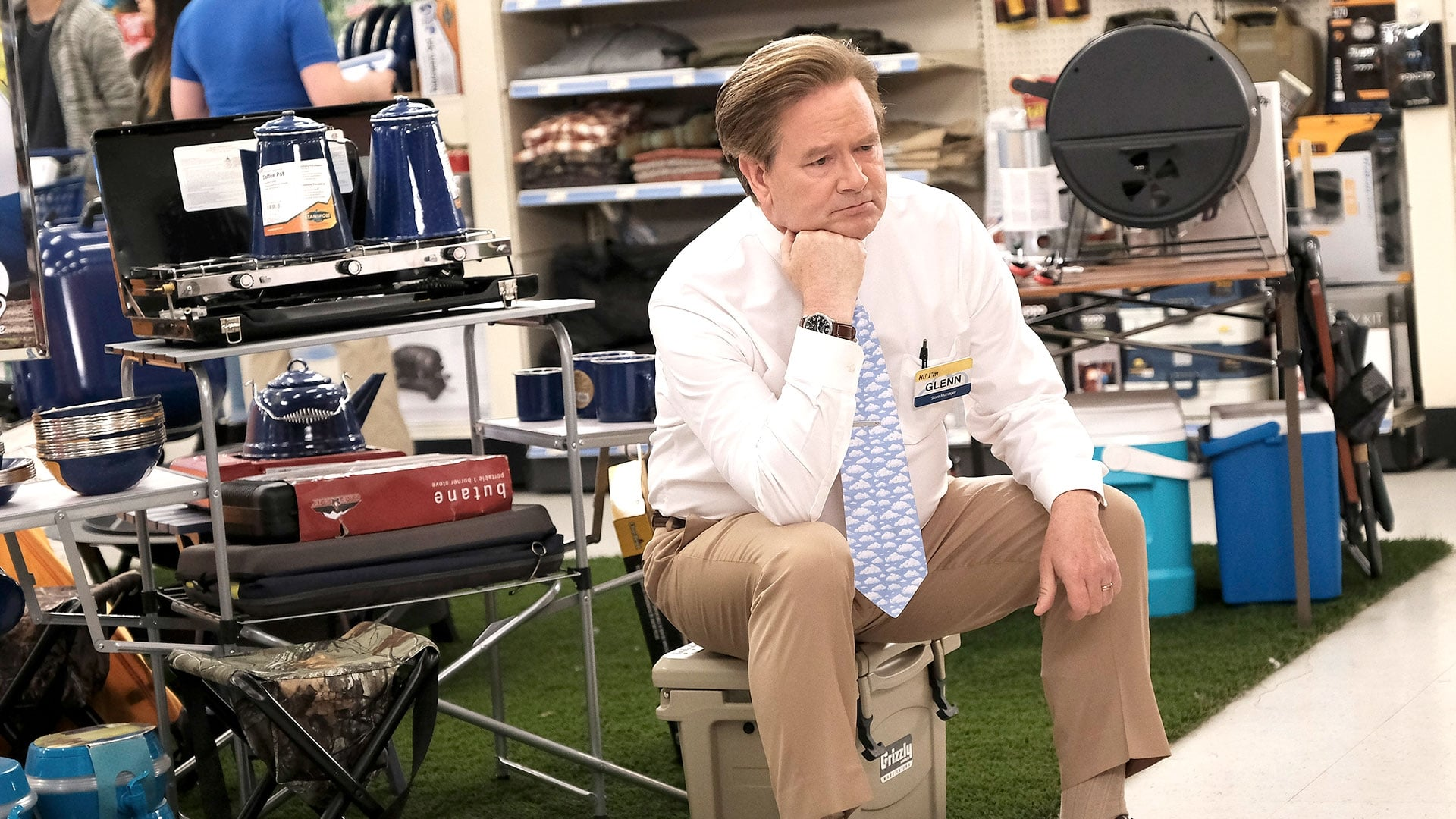 Superstore Season 3 :Episode 15  Amnesty