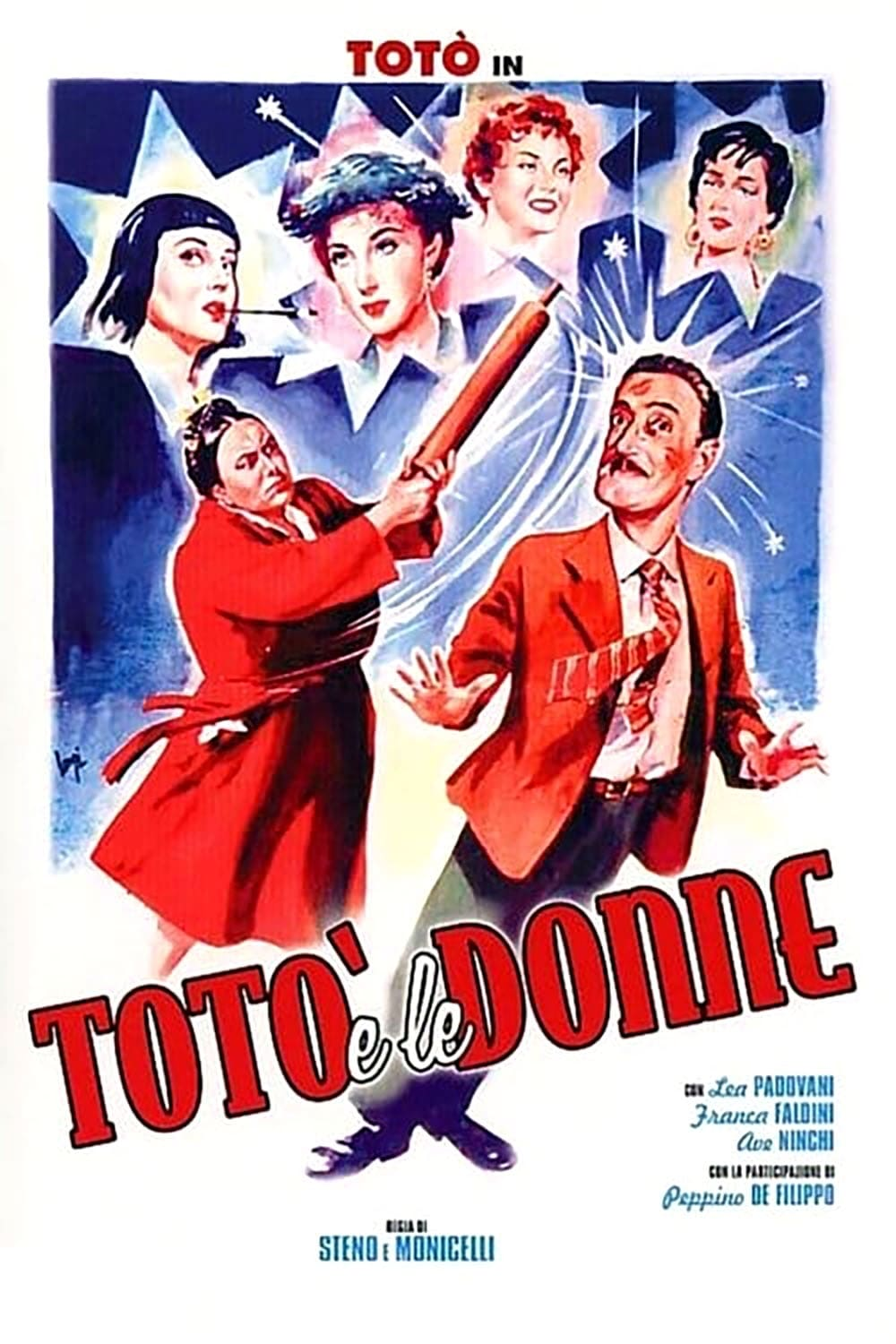 Toto and the Women (1952)