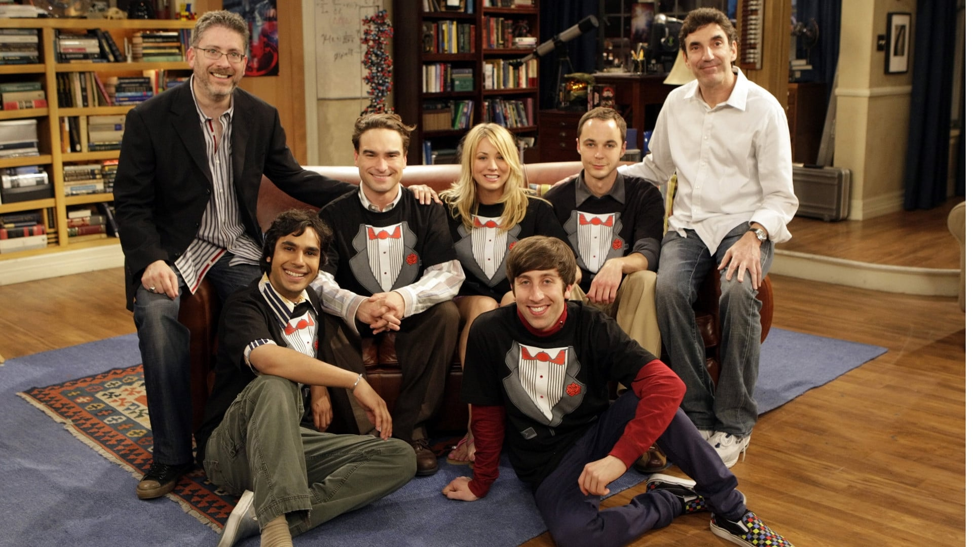 The Big Bang Theory - Season 7
