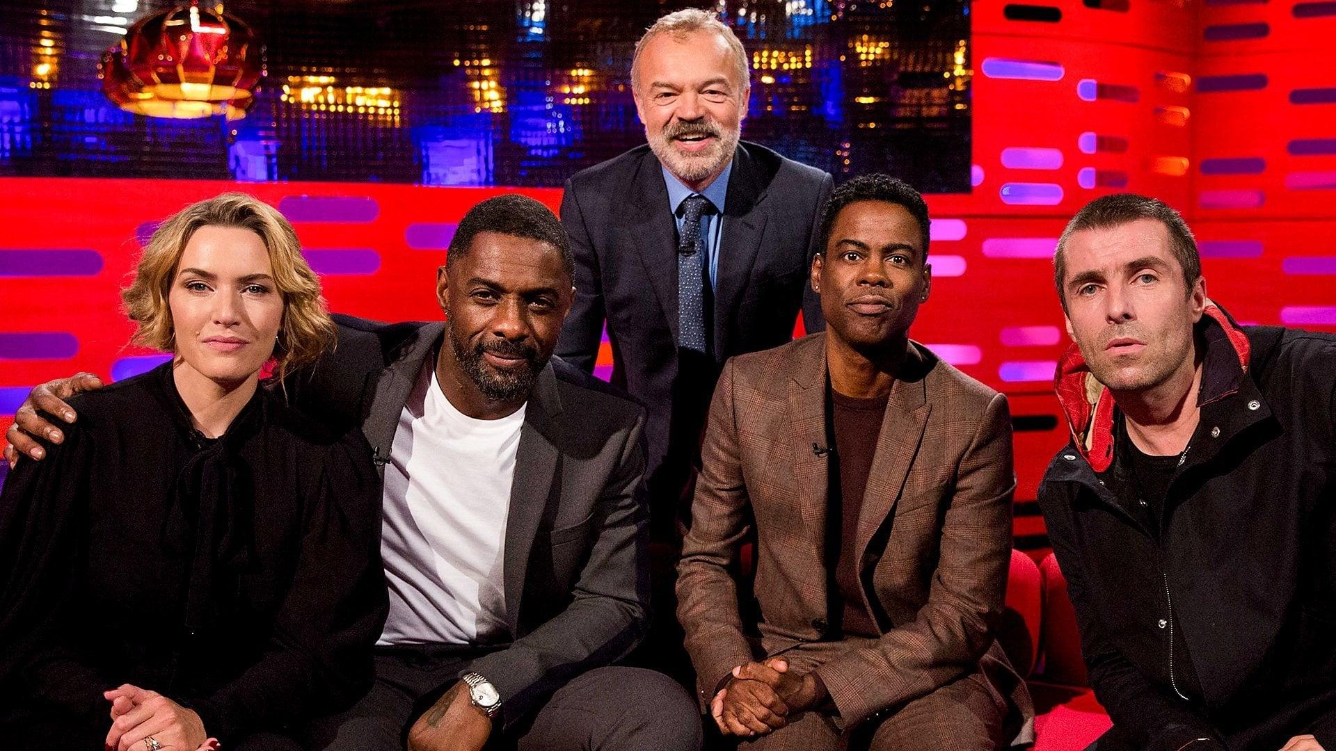 The Graham Norton Show Season 22 :Episode 2  Kate Winslet, Idris Elba, Chris Rock, Liam Gallagher