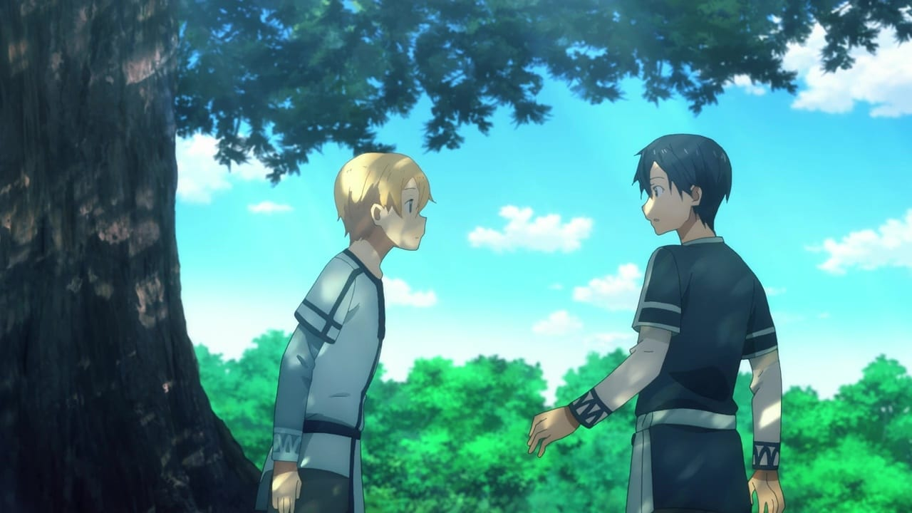 Sword Art Online Season 3 :Episode 2  The Demon Tree