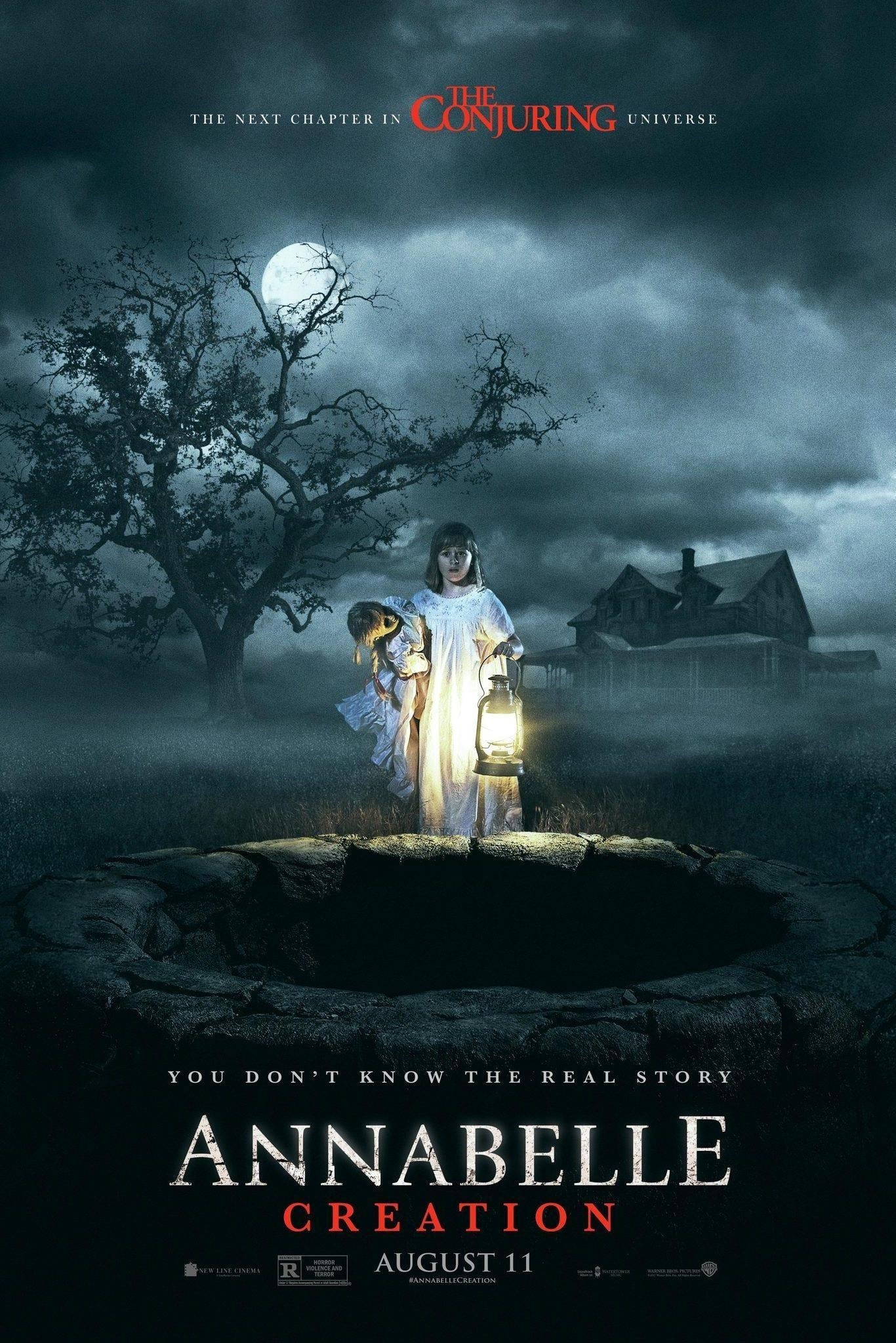 Annabelle: Creation 2017 Online