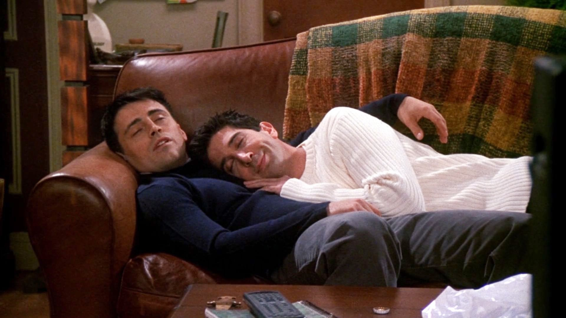 Friends Season 7 :Episode 6  The One with the Nap Partners