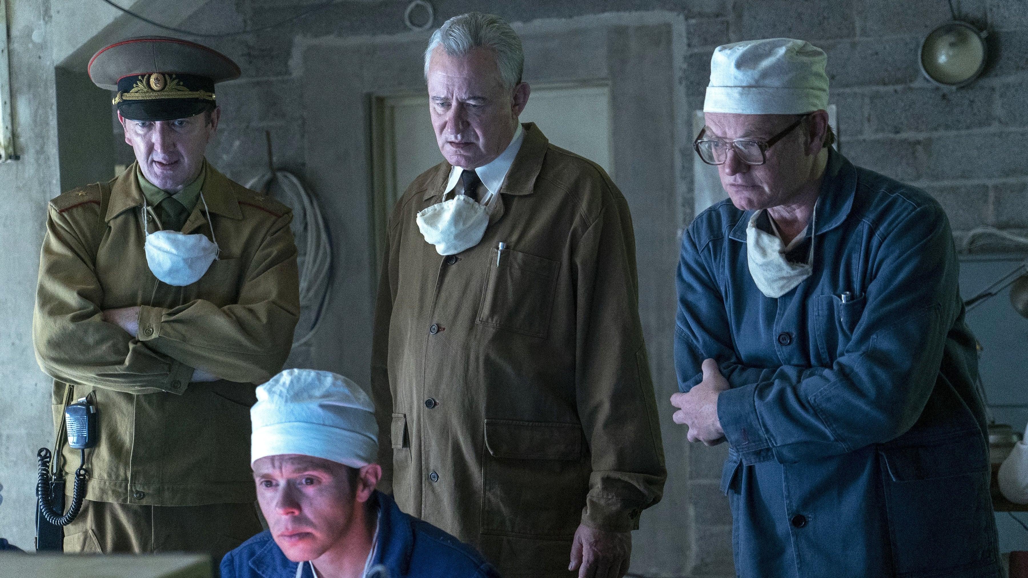 Couchtuner Watch Chernobyl 1x4