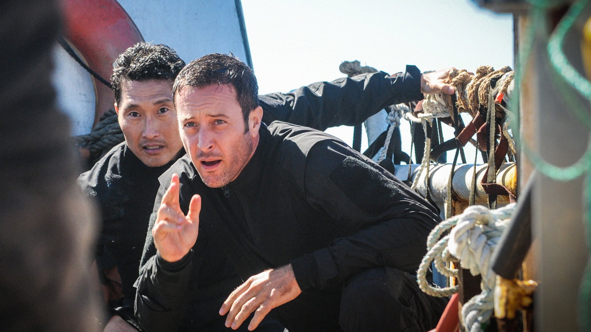 Hawaii Five-0 Season 6 :Episode 18  Kanaka Hahai (The Hunter)