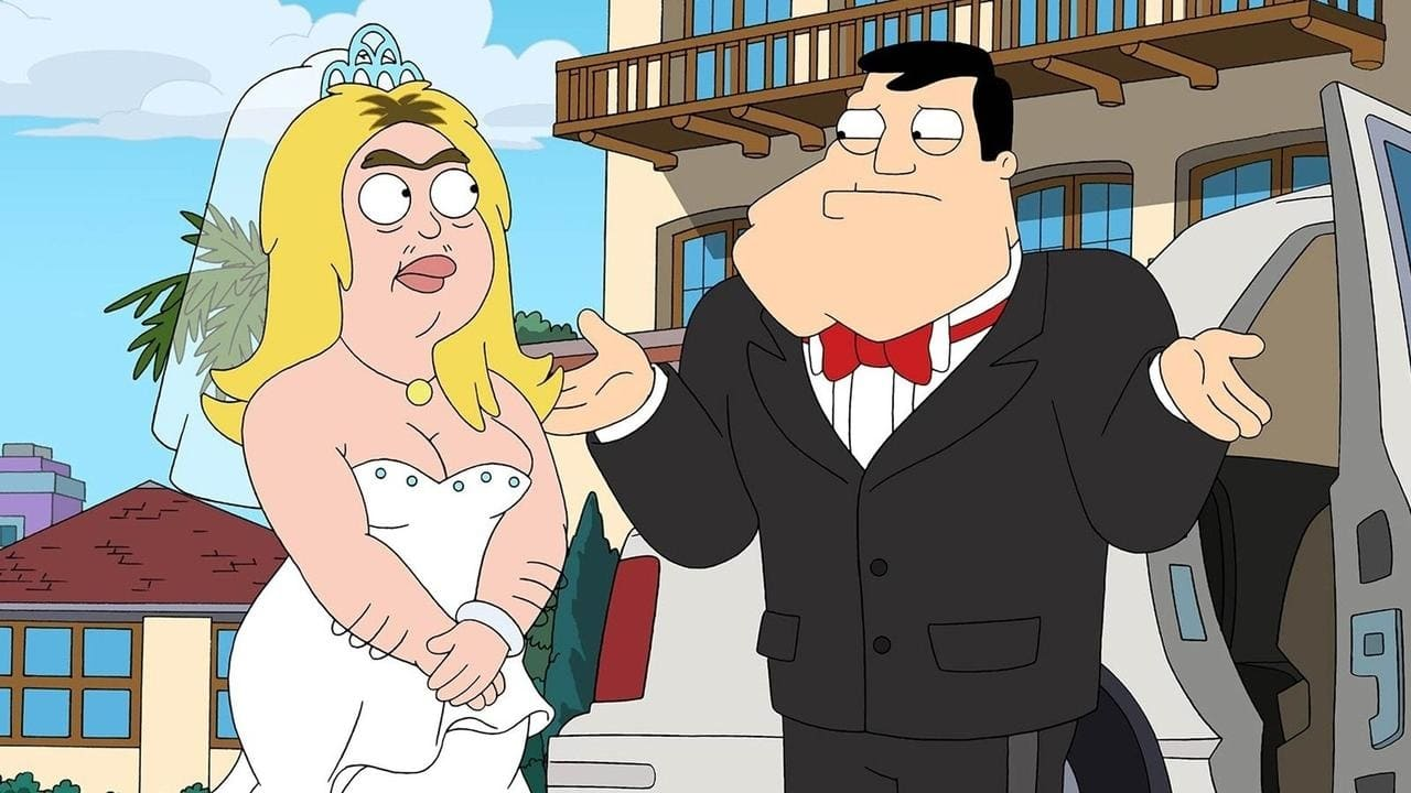 American Dad! Season 6 :Episode 6  Shallow Vows
