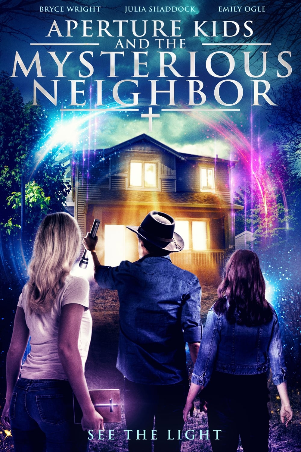 Aperture Kids and the Mysterious Neighbor Legendado