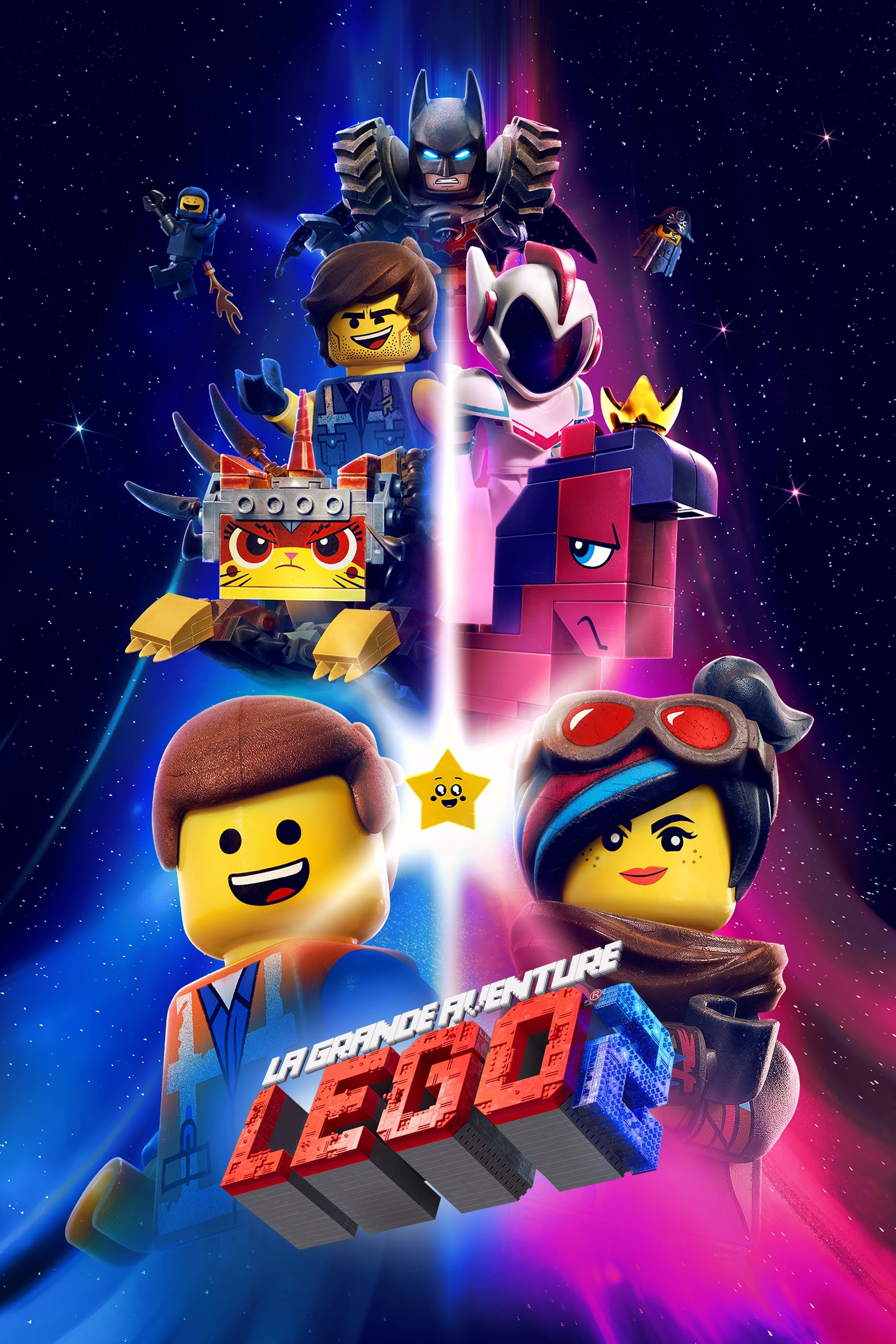 voir film La Grande Aventure LEGO 2 streaming