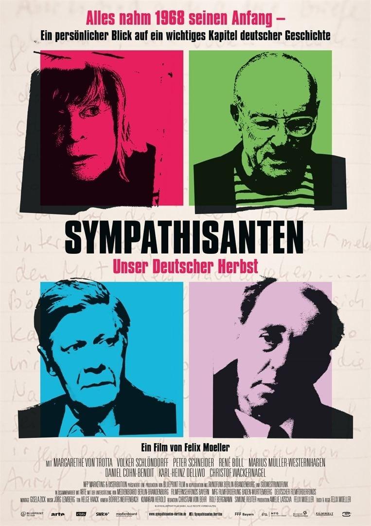 Ver Sympathisanten – Unser deutscher Herbst Online HD Español ()