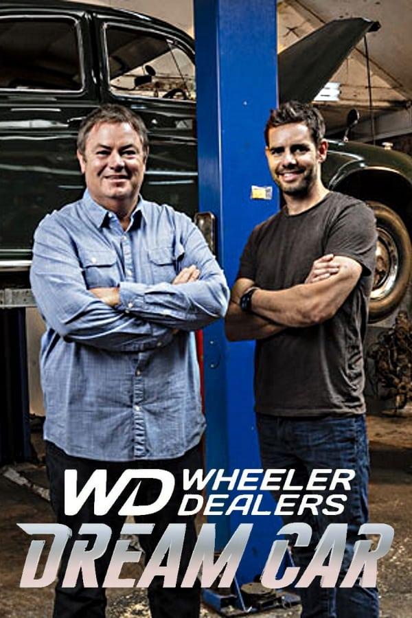 Wheeler Dealers: Dream Car TV Shows About Mecha