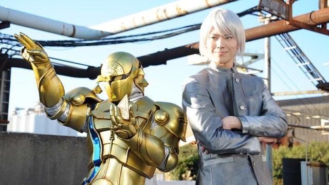 Super Sentai Season 41 :Episode 2  Let's Go! The BN Thieves