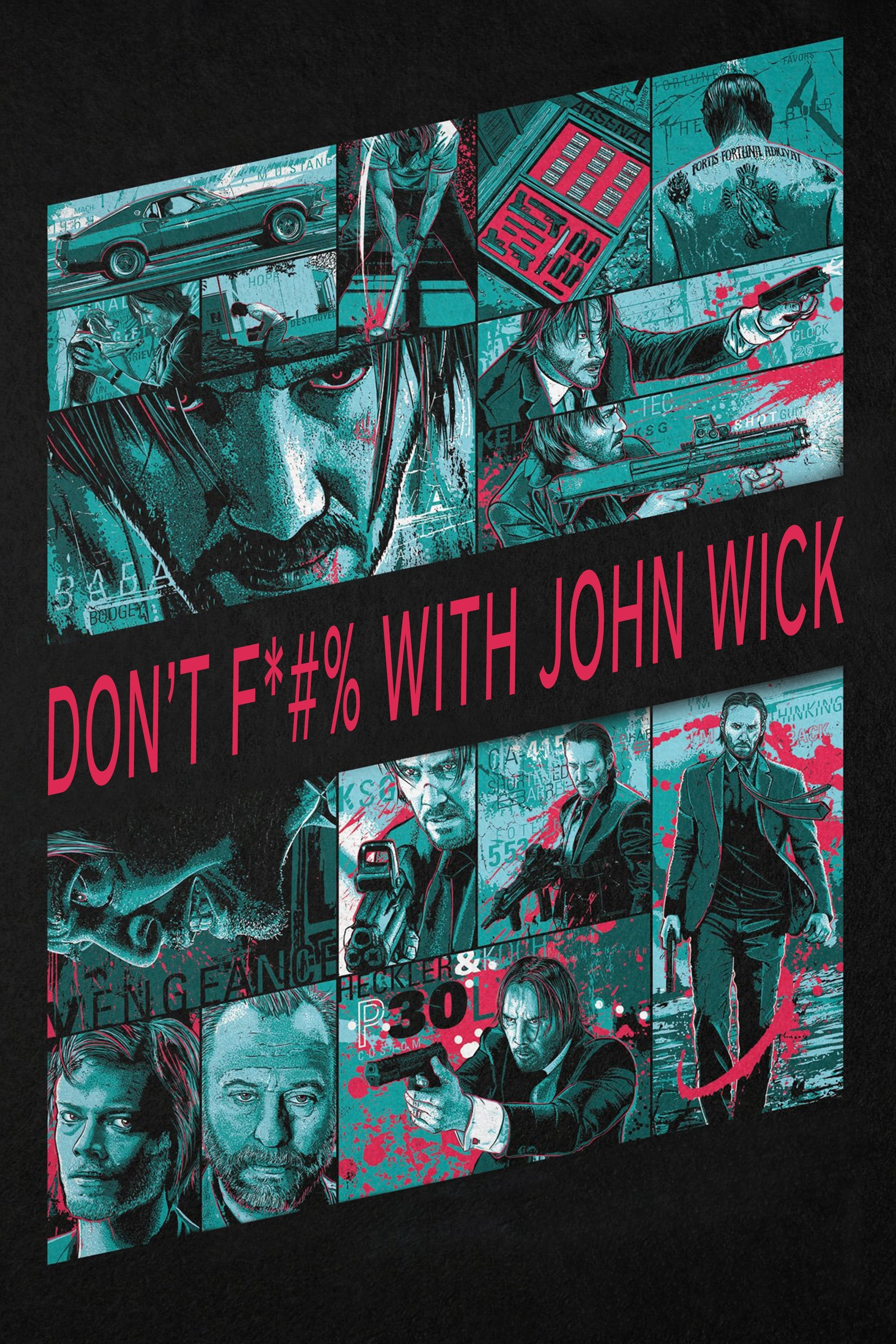 Don't F*#% With John Wick (2015)