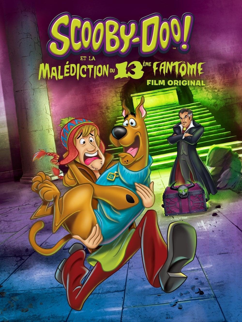 Scooby-Doo ! et la malédiction du 13ème fantôme sur annuaire telechargement