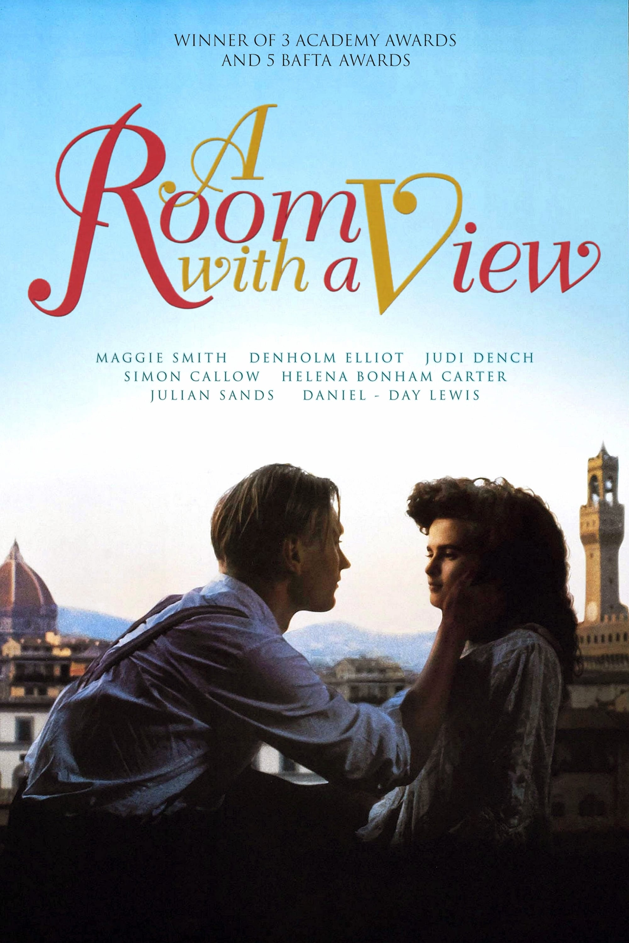 A Room with a View (1985) - Posters — The Movie Database (TMDb)