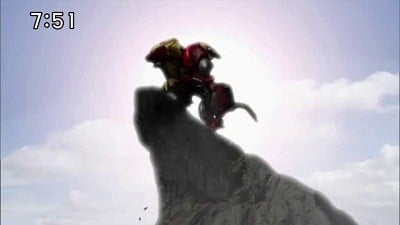 Super Sentai Season 35 :Episode 9  Lion, Run