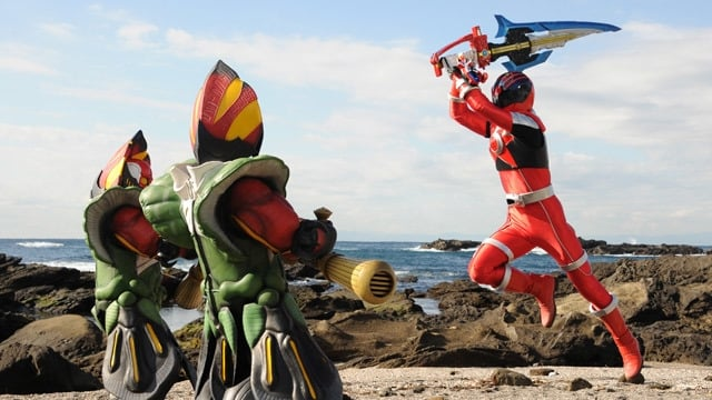 Super Sentai Season 41 :Episode 1  The Number One Super Star in the Galaxy