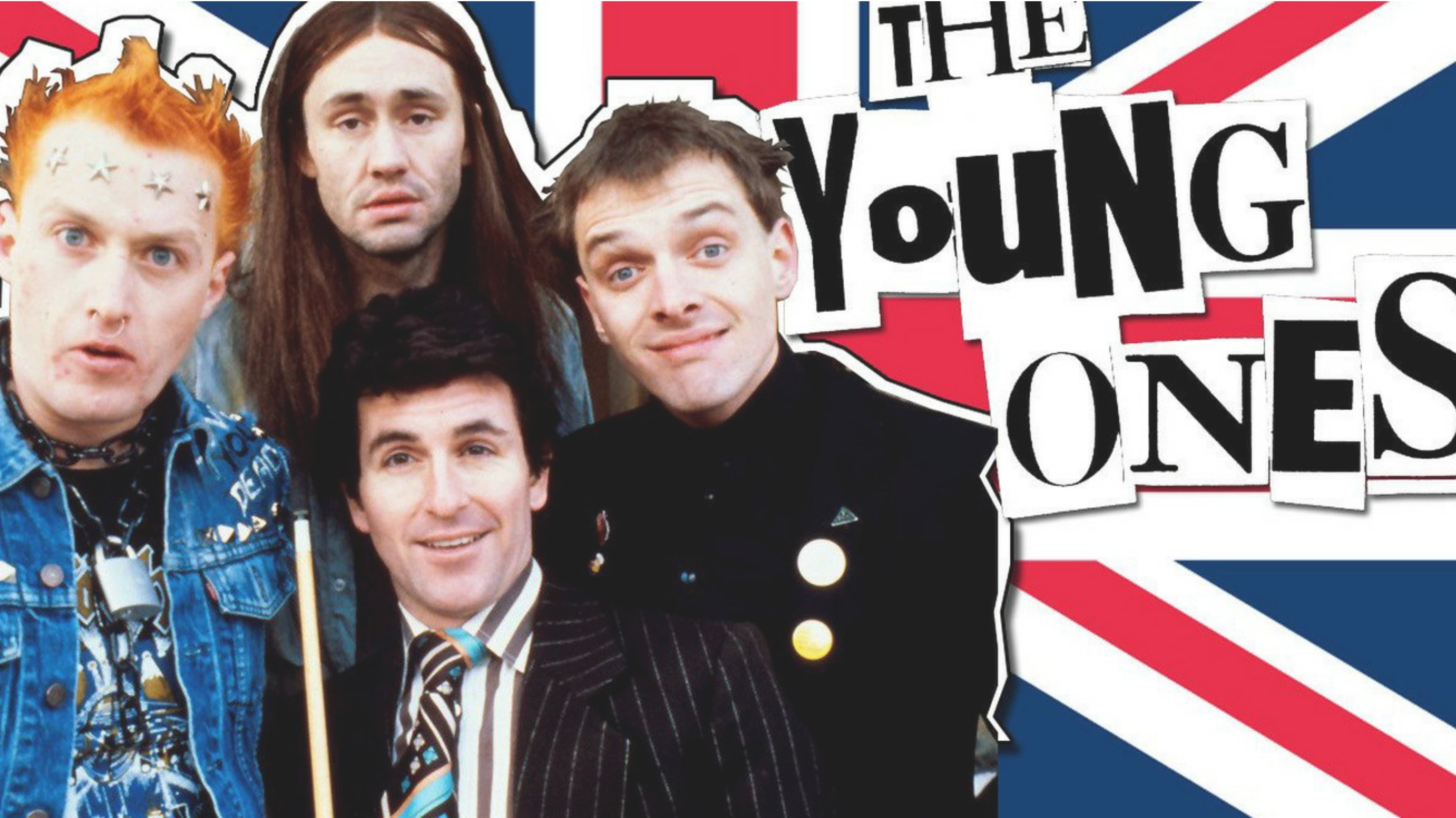 Rick van de Young Ones overleden