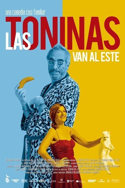 Ver Las Toninas Van al Este Online HD Español (2016)