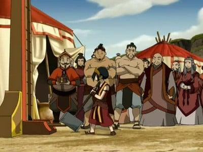 Avatar - Der Herr der Elemente Season 3 :Episode 7  Gauner und Fallen