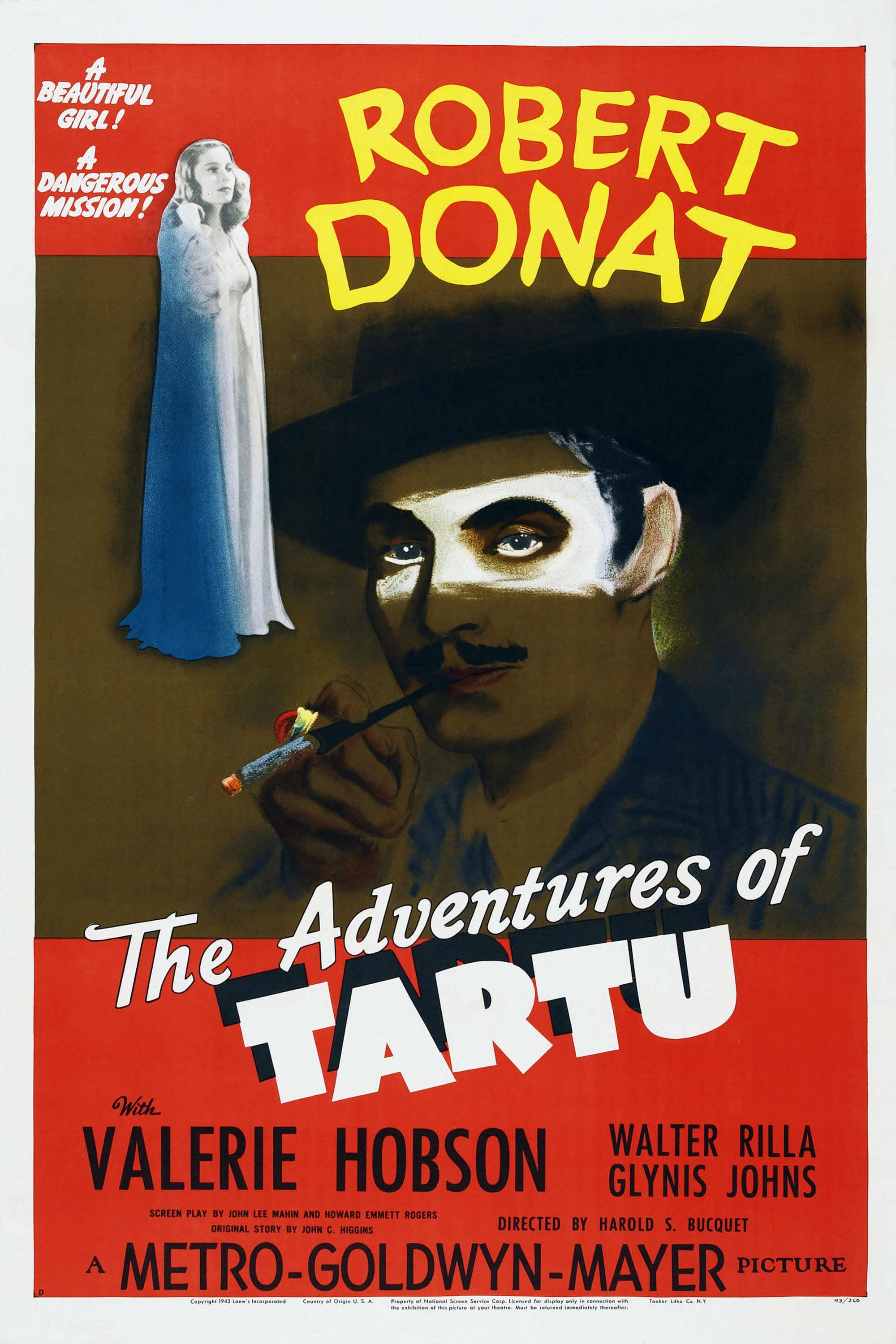 The Adventures of Tartu on FREECABLE TV
