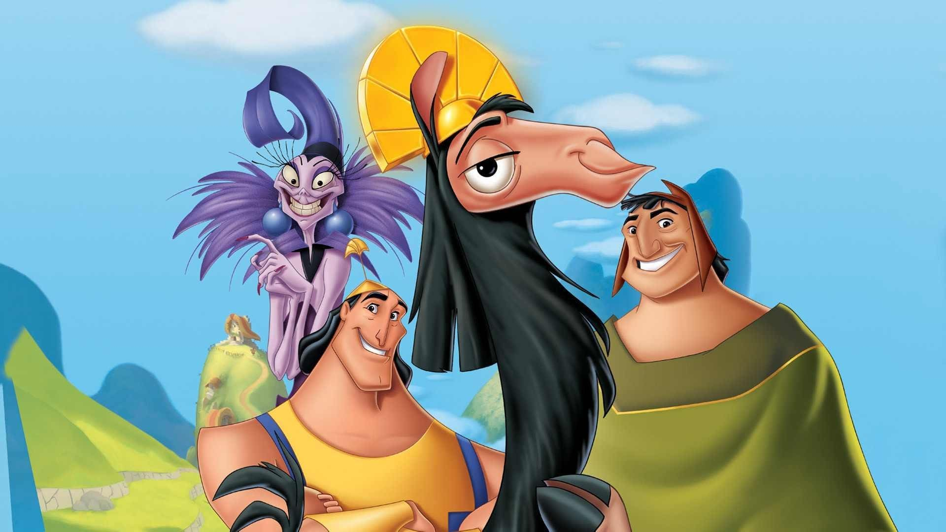 watch the emperors new groove online free 123movies