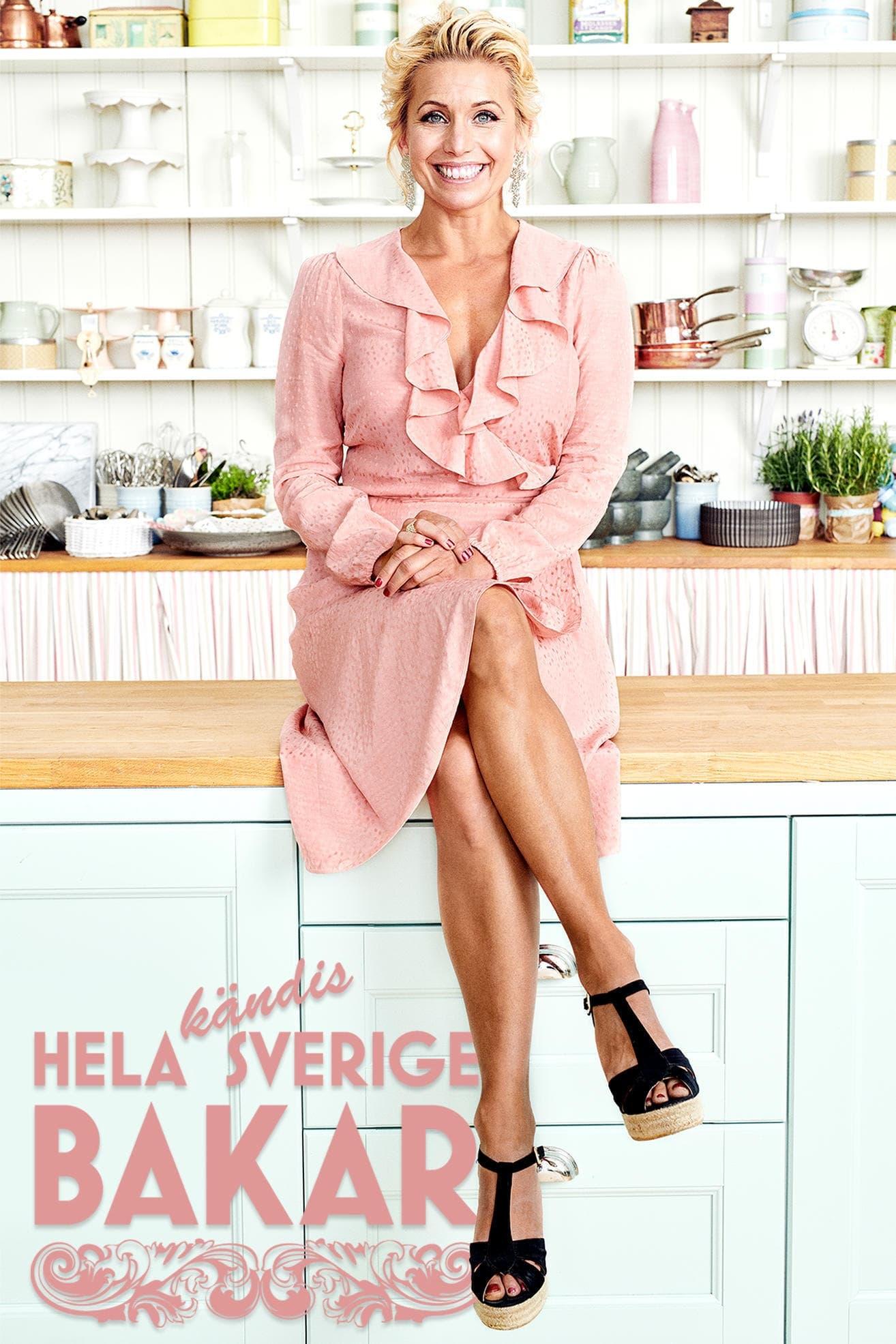 Hela Kändis-Sverige Bakar TV Shows About Baking