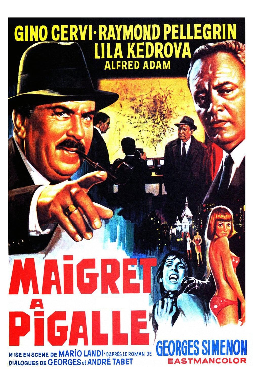 Maigret Filme Stream