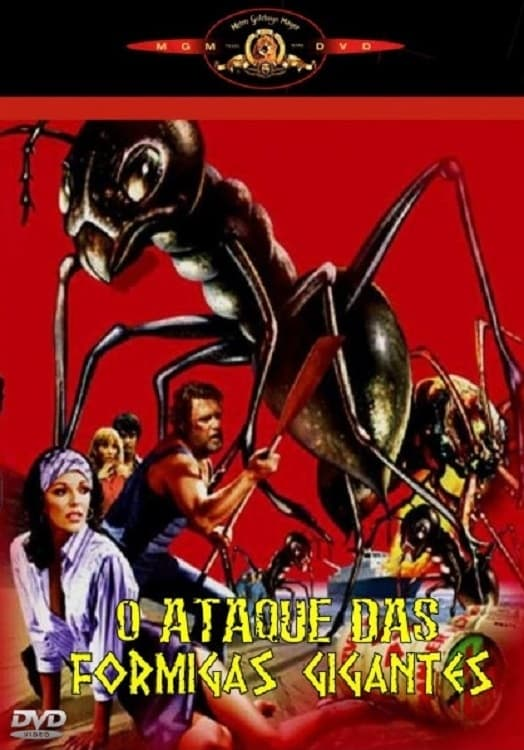 O Ataque das Formigas Gigantes Dublado