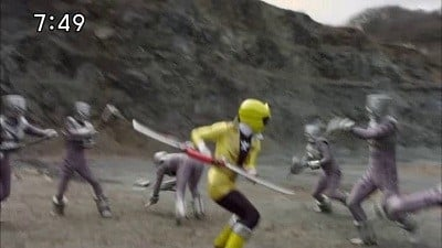 Super Sentai Season 35 :Episode 10  Card Game