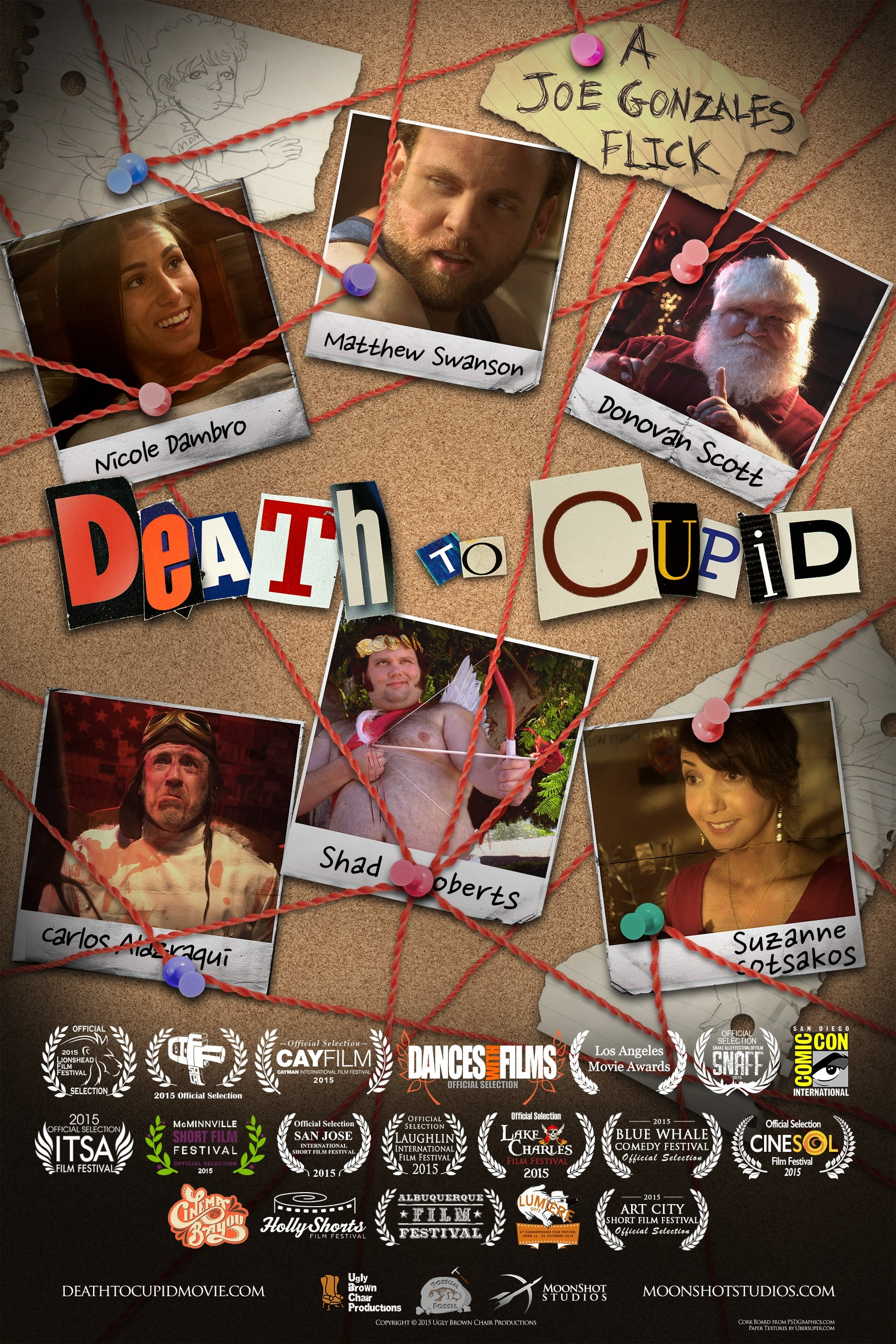Ver Death to Cupid Online HD Español ()