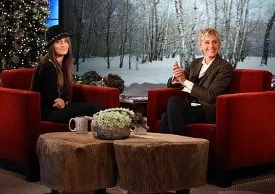 The Ellen DeGeneres Show Season 9 :Episode 67  Day #11 of 12 Days of Giveaways - Paris Jackson