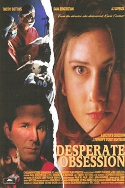 Ver Desperate Obsession Online HD Español (1995)