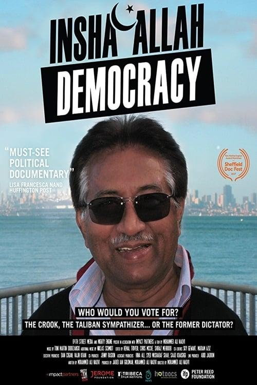 Ver Insha'Allah Democracy Online HD Español (2014)