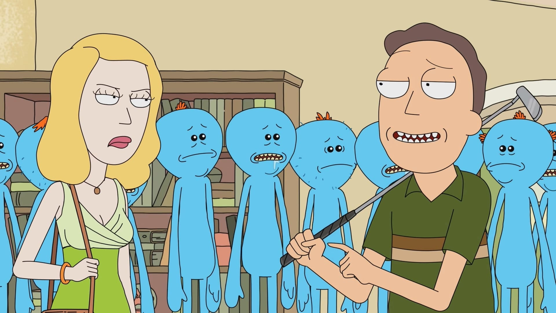 Rick and Morty: Season 1 Episode 5 - Watch Free TV & Movies