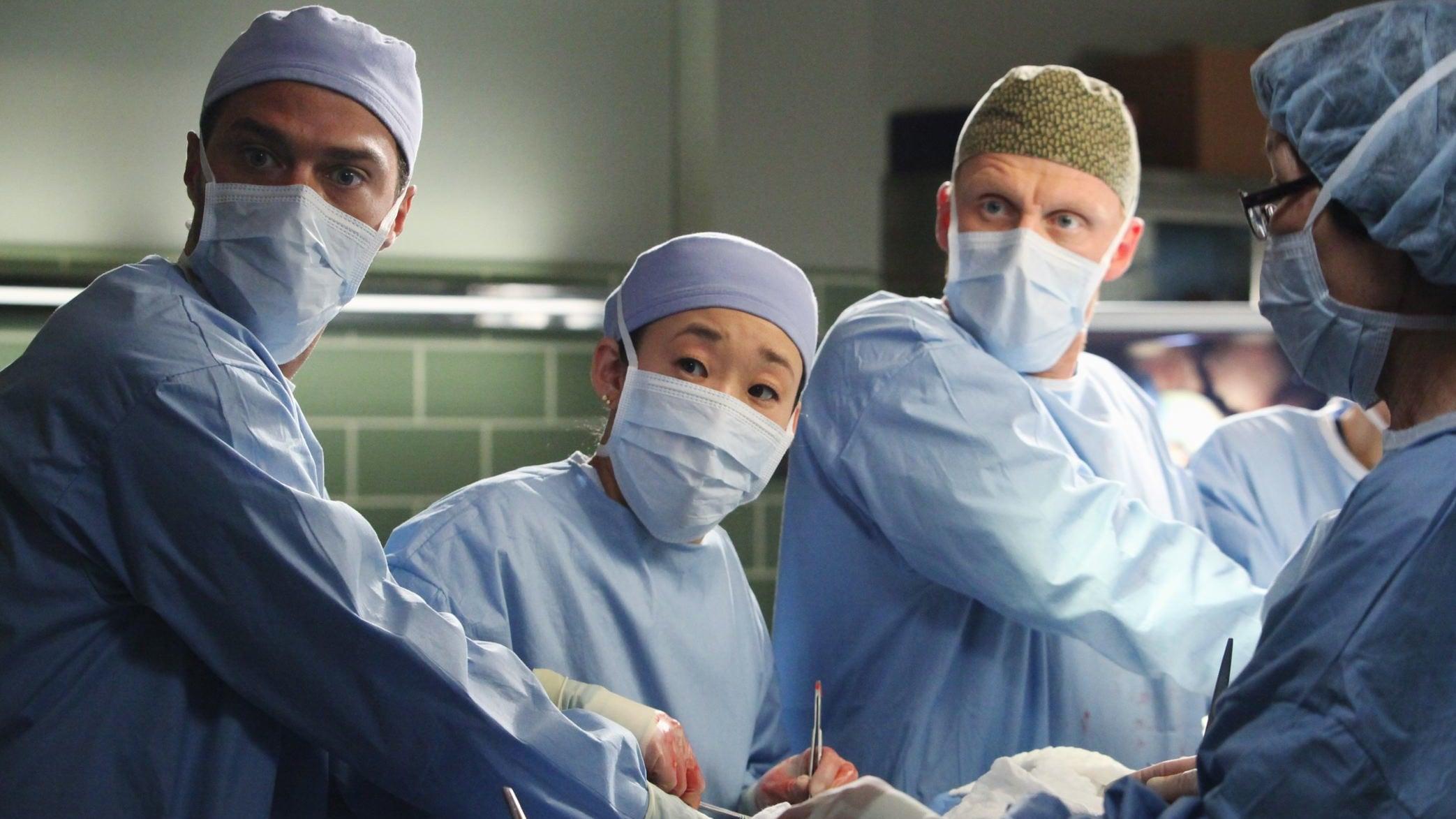 Watch Greys Anatomy 7x18 Online For Free Rarbg