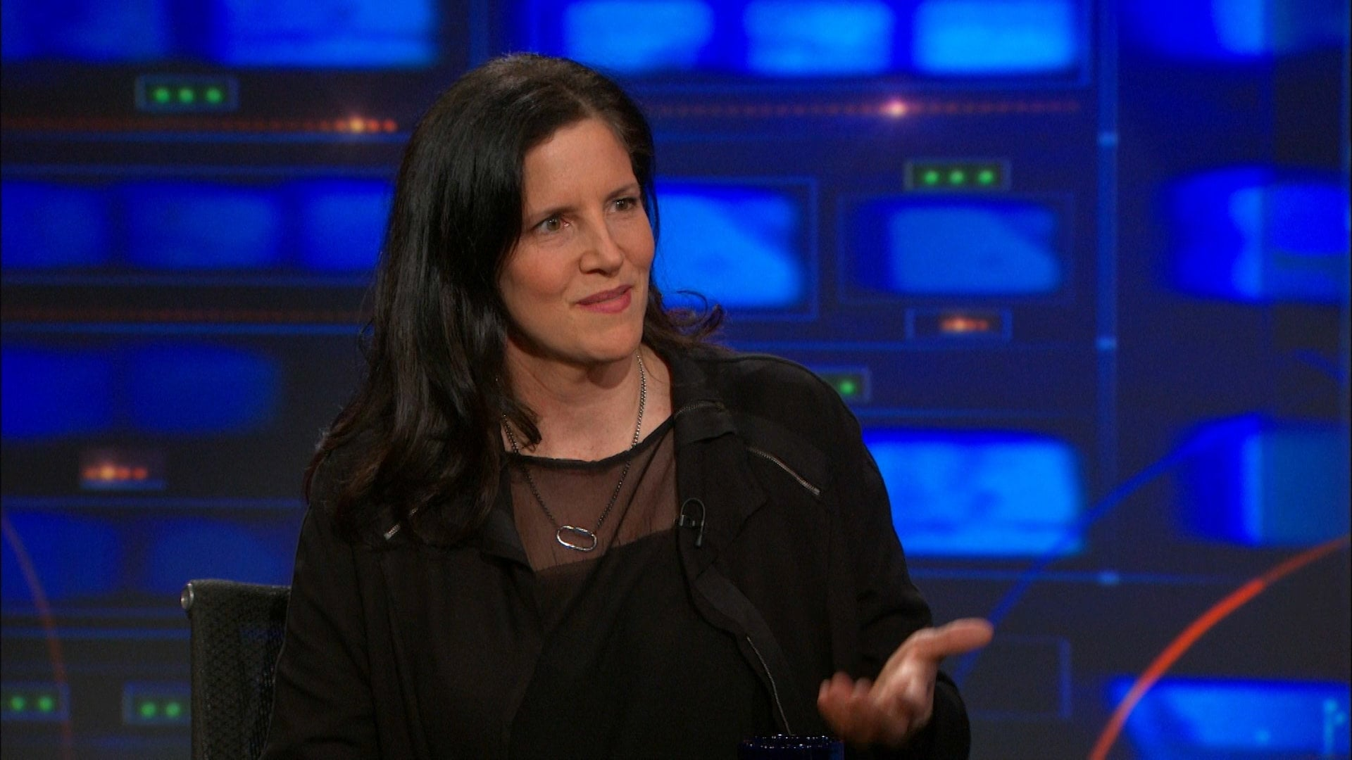 The Daily Show with Trevor Noah Season 20 :Episode 25  Laura Poitras