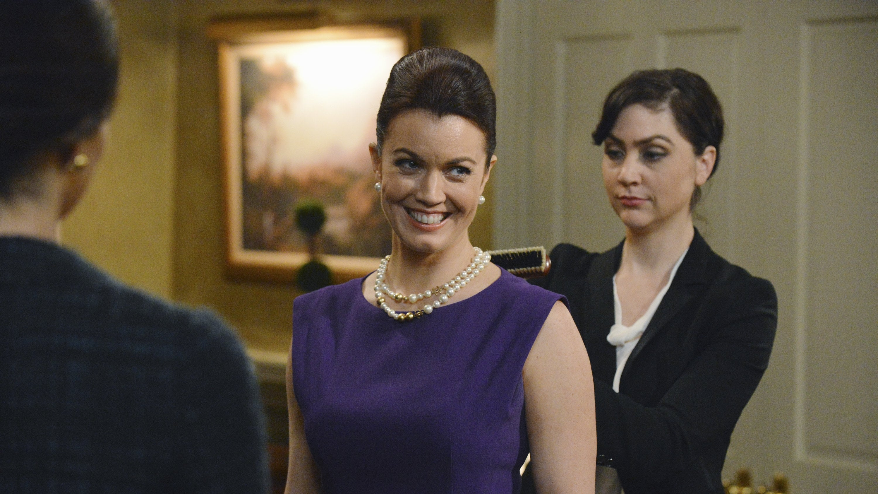Scandal Season 3 :Episode 7  Everything's Coming up Mellie