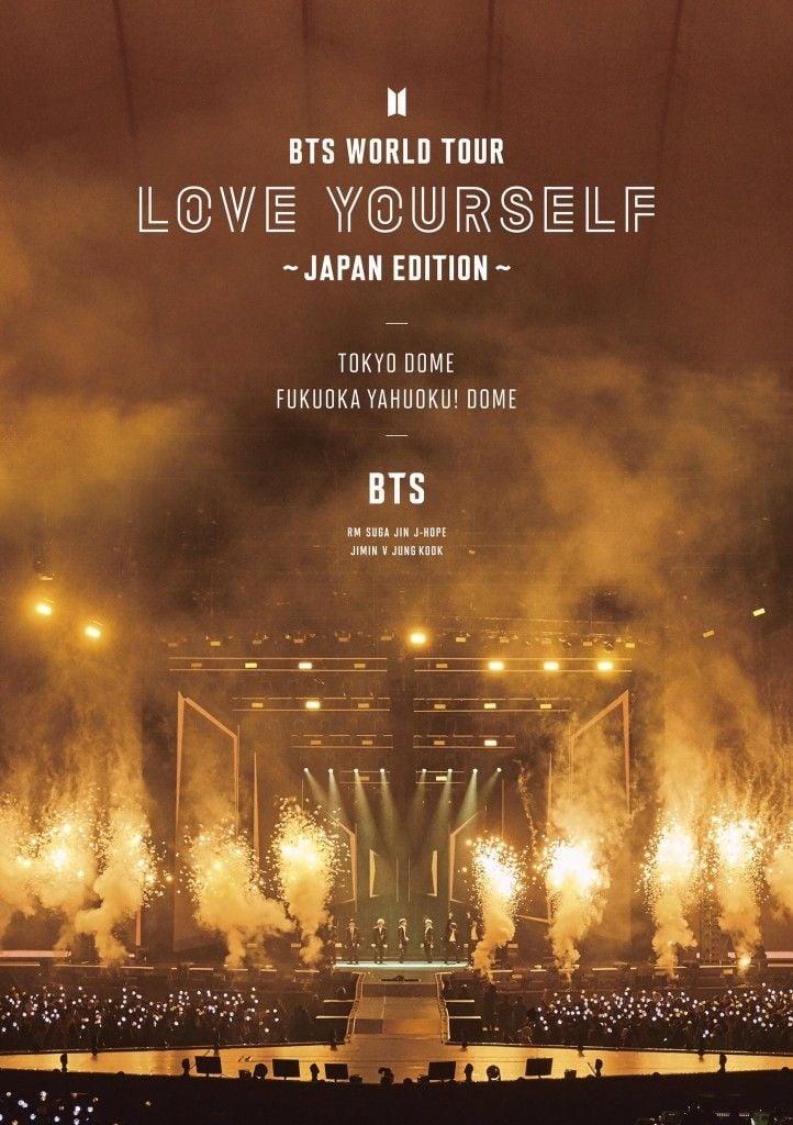 BTS World Tour: Love Yourself - Japan Edition