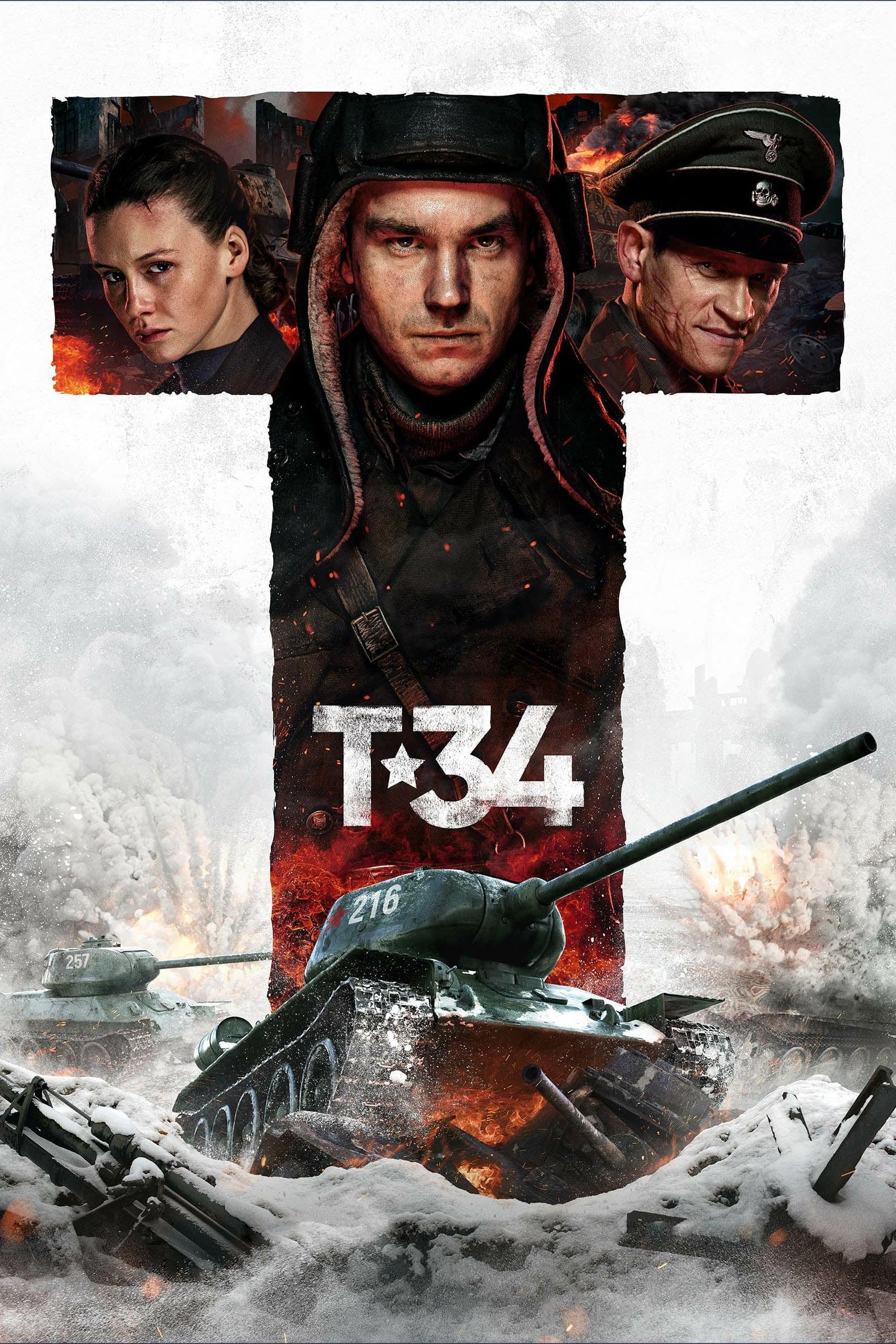 T-34: O Monstro de Metal Legendado