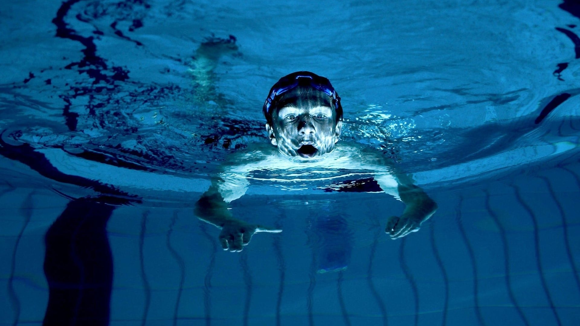 Head Under Water