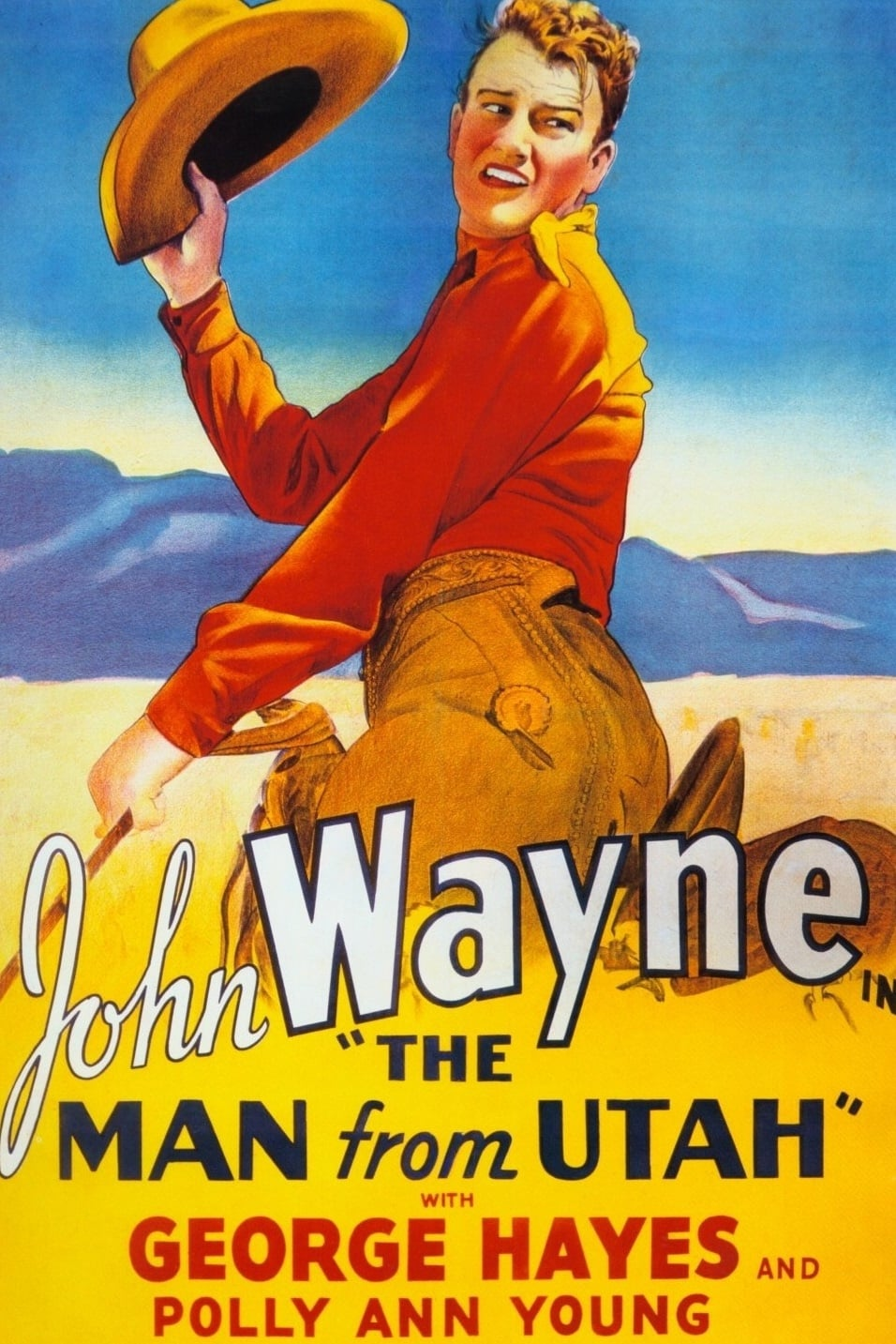 The Man From Utah (1934)
