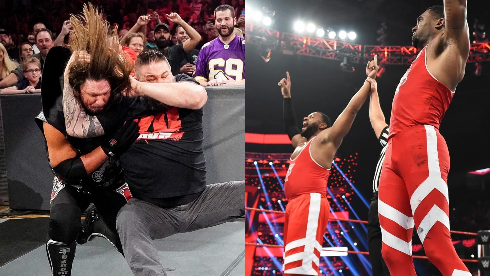WWE Raw Season 27 :Episode 42  October 21, 2019 (Cleveland, OH)