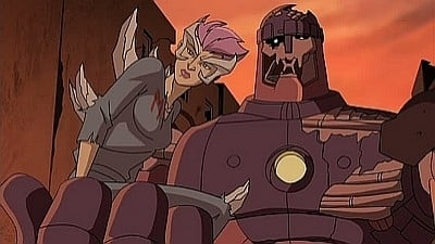 Wolverine and the X-Men Season 1 :Episode 21  Rover